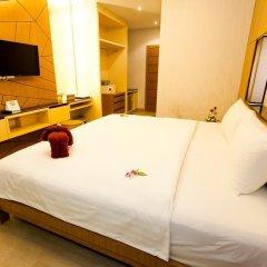 Anda Beachside Hotel 3* Улучшенный номер с различными типами кроватей фото 2