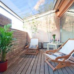 Отель My Space Barcelona Attic Bonanova Испания, Барселона - отзывы, цены и фото номеров - забронировать отель My Space Barcelona Attic Bonanova онлайн балкон