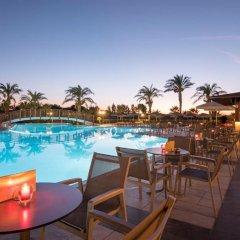 Отель Horizon Beach Resort Греция, Калимнос - отзывы, цены и фото номеров - забронировать отель Horizon Beach Resort онлайн бассейн
