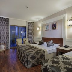 Alba Queen Hotel - All Inclusive Сиде сейф в номере