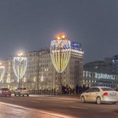 Апартаменты GM Apartment Serafimovicha 2 Москва городской автобус