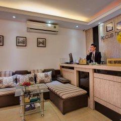 Отель Hanoi Focus Hotel Вьетнам, Ханой - отзывы, цены и фото номеров - забронировать отель Hanoi Focus Hotel онлайн интерьер отеля фото 2