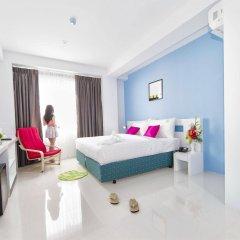 Отель The Frutta Boutique Patong Beach комната для гостей фото 3