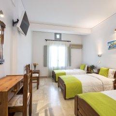 Отель Makarios Греция, Остров Санторини - отзывы, цены и фото номеров - забронировать отель Makarios онлайн комната для гостей фото 2