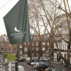 Отель Claverley Court Великобритания, Лондон - отзывы, цены и фото номеров - забронировать отель Claverley Court онлайн