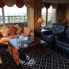 Hilton Birmingham Metropole Hotel интерьер отеля