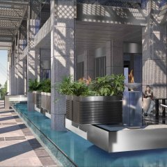 Отель Al Bandar Arjaan by Rotana фото 4