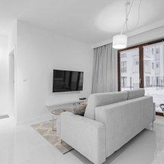 Апартаменты Wilanow Lovely Apartment комната для гостей фото 2
