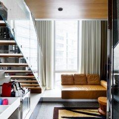 Отель M Social Singapore балкон