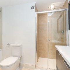 Отель Urban Chic - Gore Street Великобритания, Лондон - отзывы, цены и фото номеров - забронировать отель Urban Chic - Gore Street онлайн ванная фото 2