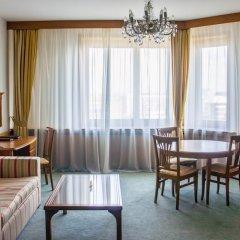 Президент-Отель комната для гостей фото 15
