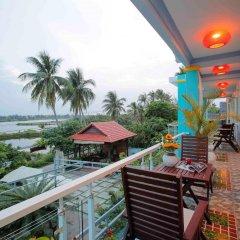 Отель Vy Hoa Hoi An Villas балкон