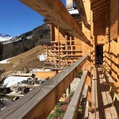 Hotel The Originals Borgo Eibn Mountain Lodge (ex Relais du Silence) Саурис балкон