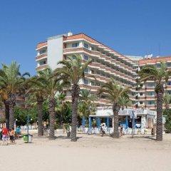 Отель H·TOP Royal Sun пляж фото 2