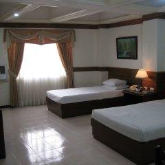 Отель Wregent Plaza Hotel Филиппины, Тагбиларан - отзывы, цены и фото номеров - забронировать отель Wregent Plaza Hotel онлайн комната для гостей фото 4
