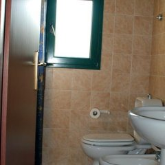 Отель Agriturismo Terrauzza sul Mare Сиракуза ванная фото 2