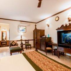 Отель Casa Severina Индия, Гоа - отзывы, цены и фото номеров - забронировать отель Casa Severina онлайн комната для гостей фото 4