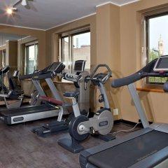 Ata Hotel Executive фитнесс-зал