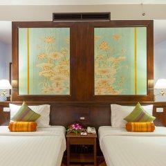 Отель Alpina Phuket Nalina Resort & Spa 4* Номер Делюкс с различными типами кроватей