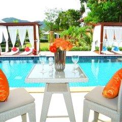 Отель Green Leaf 3 Nai Harn 2 bedrooms Villa бассейн фото 2