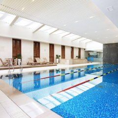 Отель Oakwood Premier Coex Center Южная Корея, Сеул - отзывы, цены и фото номеров - забронировать отель Oakwood Premier Coex Center онлайн бассейн