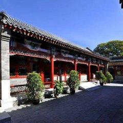 Отель Chang Yard Hotel Китай, Пекин - отзывы, цены и фото номеров - забронировать отель Chang Yard Hotel онлайн