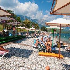 Wassermann Hotel пляж фото 2