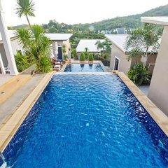 Отель Naiharn Retreat Resort Пхукет бассейн фото 3