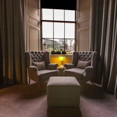 Отель Twelve Picardy Place Великобритания, Эдинбург - отзывы, цены и фото номеров - забронировать отель Twelve Picardy Place онлайн интерьер отеля фото 4