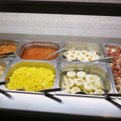 Hostel Archi Rossi питание фото 2