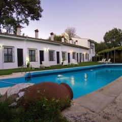 Hotel Galaroza Sierra Галароса бассейн
