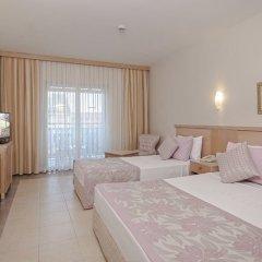 Can Garden Resort Турция, Чолакли - 1 отзыв об отеле, цены и фото номеров - забронировать отель Can Garden Resort онлайн комната для гостей фото 5
