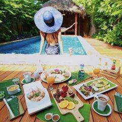 Отель ChiCChiLL @ Eravana, eco-chic pool-villa, Pattaya сауна