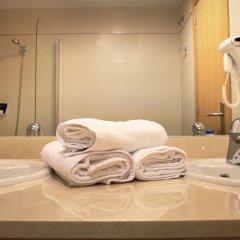 Отель Ganivet Испания, Мадрид - 7 отзывов об отеле, цены и фото номеров - забронировать отель Ganivet онлайн ванная фото 2