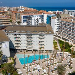 Aqua Hotel Montagut Suites фото 12