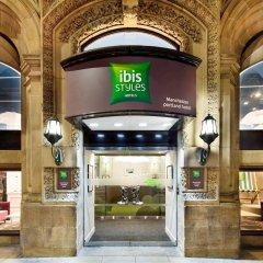 ibis Styles Manchester Portland Hotel (Newly refurbished) интерьер отеля фото 3