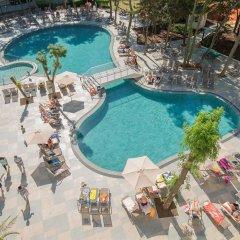 Отель HVD Bor Club Hotel - Все включено Болгария, Солнечный берег - отзывы, цены и фото номеров - забронировать отель HVD Bor Club Hotel - Все включено онлайн бассейн