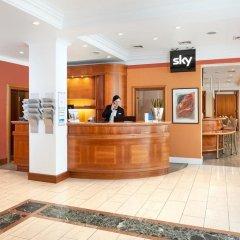 Best Western Hotel Leipzig City Centre интерьер отеля фото 3