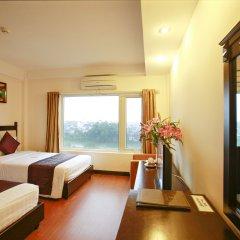 Отель Hue Serene Shining Hotel & Spa Вьетнам, Хюэ - отзывы, цены и фото номеров - забронировать отель Hue Serene Shining Hotel & Spa онлайн комната для гостей фото 4