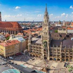 Отель Schlicker Германия, Мюнхен - отзывы, цены и фото номеров - забронировать отель Schlicker онлайн городской автобус