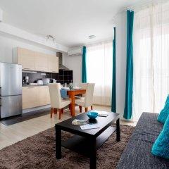 Отель Sun Resort Apartments Венгрия, Будапешт - 5 отзывов об отеле, цены и фото номеров - забронировать отель Sun Resort Apartments онлайн комната для гостей фото 2