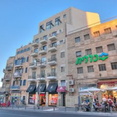City Center Jerusalem Израиль, Иерусалим - 1 отзыв об отеле, цены и фото номеров - забронировать отель City Center Jerusalem онлайн фото 2