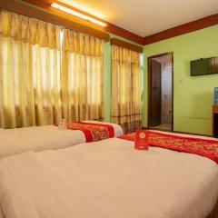 Отель OYO 148 Hotel Green Orchid Непал, Катманду - отзывы, цены и фото номеров - забронировать отель OYO 148 Hotel Green Orchid онлайн комната для гостей фото 3