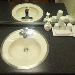 Mount View Hotel Камикава ванная