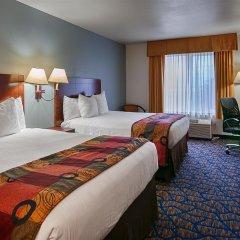 Отель Best Western PLUS Villa del Lago Inn комната для гостей фото 4