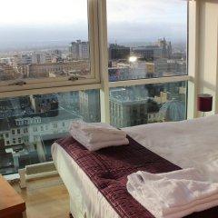 Отель Glasgow Lofts балкон
