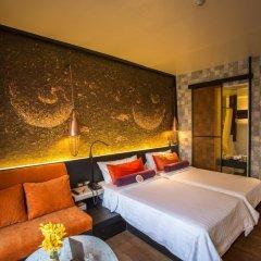 Siam@Siam Design Hotel Bangkok 4* Стандартный номер с различными типами кроватей фото 29