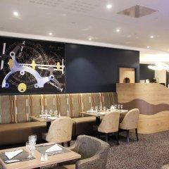 Отель Hostellerie Saint Vincent Beauvais Aéroport гостиничный бар