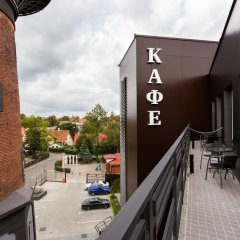 Бутик-отель Параdoх Зеленоградск балкон