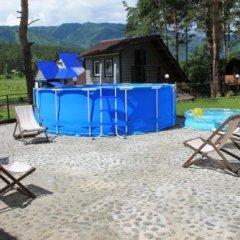 Гостиница Manor Altyn Torbok бассейн